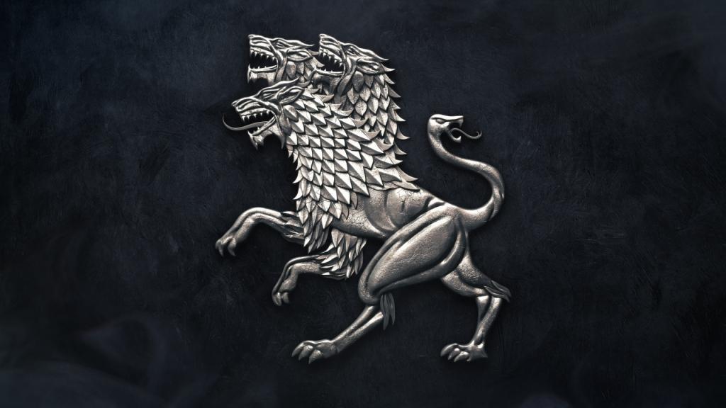 Трехмерные металлические логотипы.