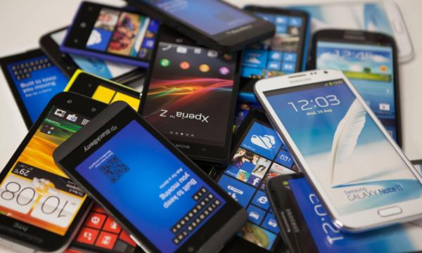 Темпы роста глобального рынка смартфонов опустятся ниже 10%.