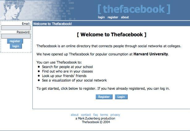 Thefacebook.