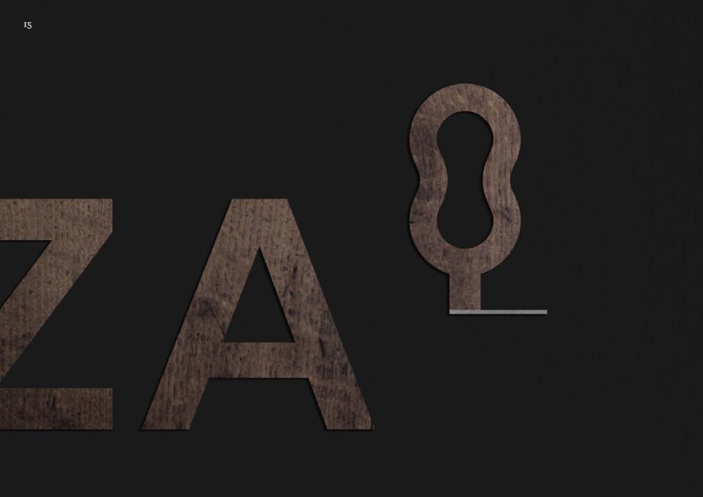 Новый фирменный стиль ландшафтной компании Arteza.