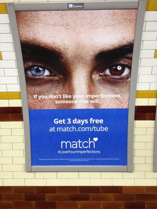 сайт знакомств реклама в метро