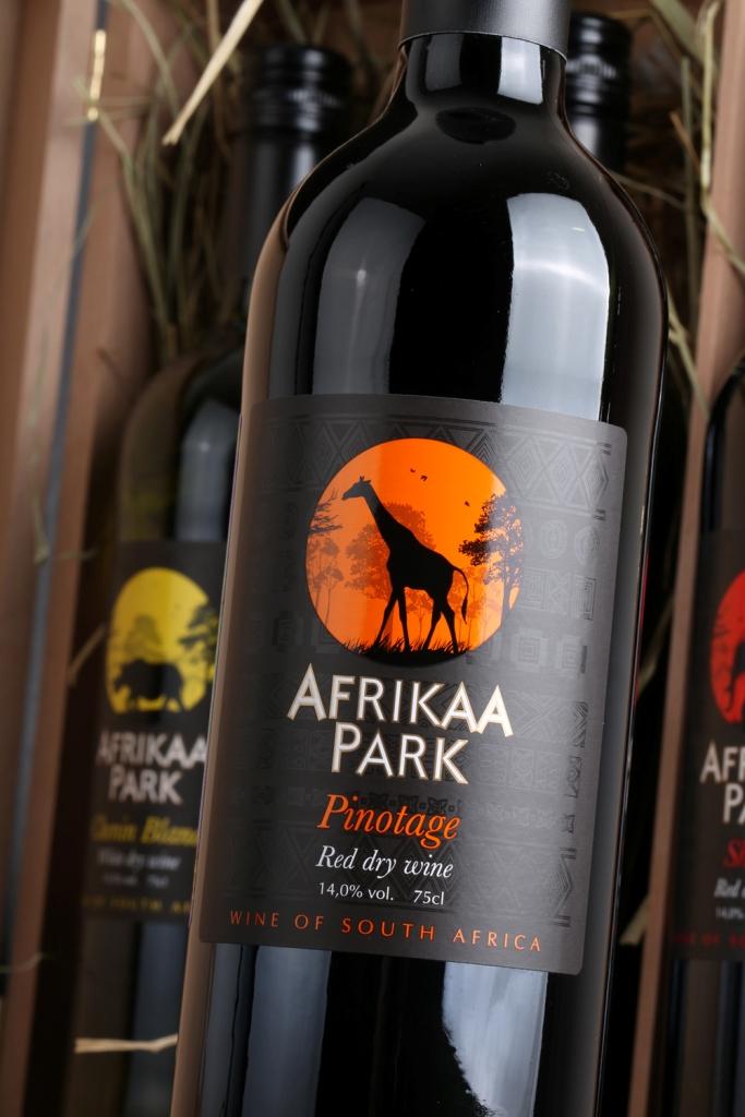 Вино Afrikaa Park от «Ладоги».