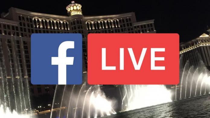 Facebook тестирует рекламу в прямых трансляциях Live.
