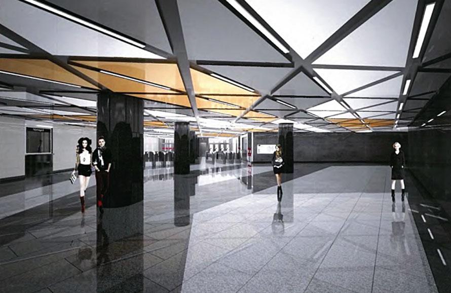 Станция «Косино» получит индивидуальный образ.