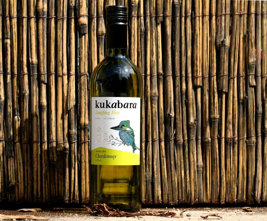 Вино Kukabara от Runway Branding.