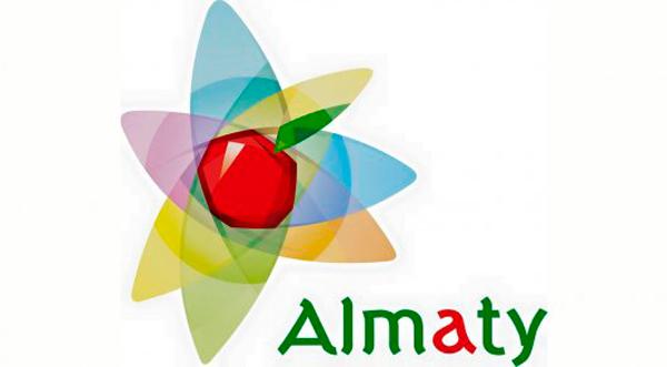 Алмата получила новый логотип.