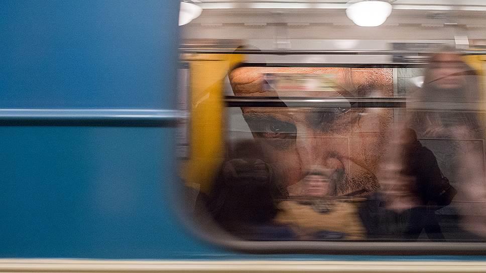 ФАС предписала возобновить аукцион на рекламу в метро.