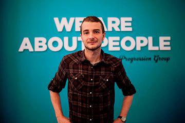 Креативный лидер проекта Ян Бондарь