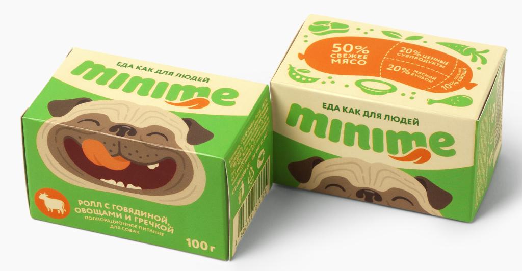 МиниМи – еда как для людей