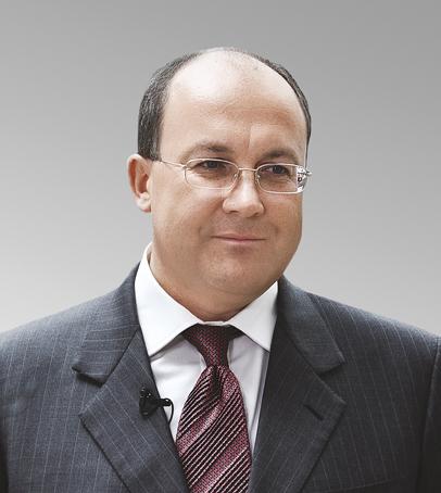 Руководитель Федерального агентства по туризму Олег Сафонов
