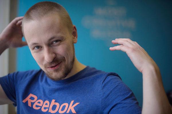 Михаил Герасимов, креативный директор MOST Creative Club