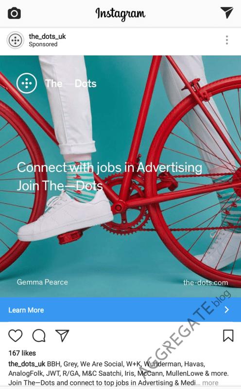 Реклама Dots