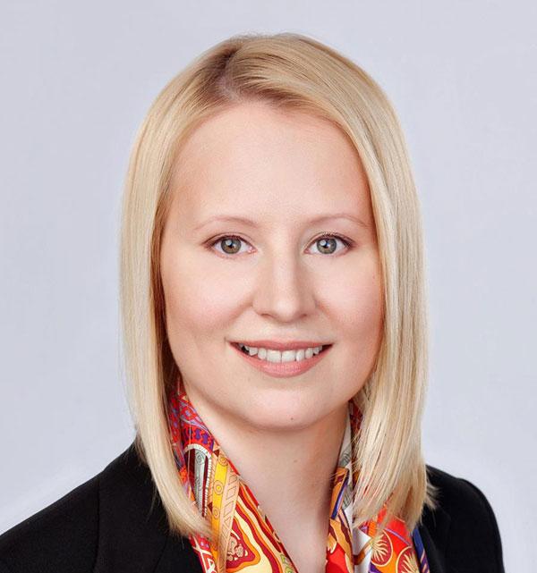 Елена Фадеева, член Глобального совета директоров IPRA, генеральный директор FleishmanHillard Vanguard, президент КГ «Орта»
