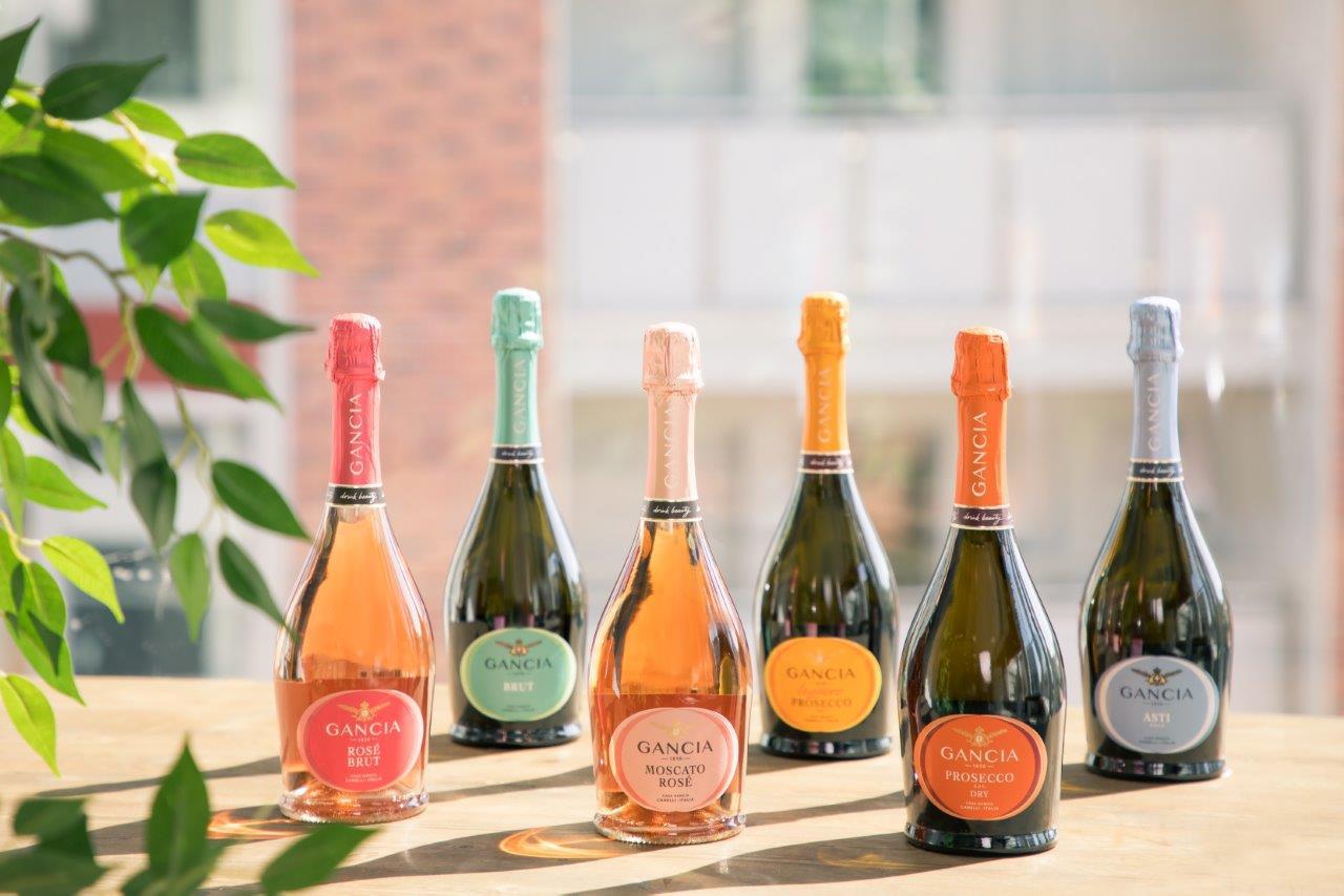 Коллекция игристых вин