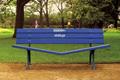 """Нестандартная реклама """"Park bench""""  Агентство: Mark BBDO  Рекламодатель: Jan Becher  Бренд: Becherovka"""