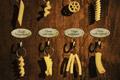 """Печатная реклама """"Ключница""""  Агентство: Родная Речь  Рекламодатель: Europe Foods  Бренд: Gallina Blanca"""