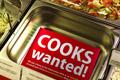 "Наружная реклама ""No cooks, no food!""  Агентство: Vatson&Vatson/Y&R  Рекламодатель: Selver  Бренд: Selver"