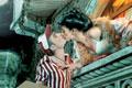 """Печатная реклама """"Ромео""""  Агентство: BBDO Russia Group  Бренд: Eclipse  18 Московский международный фестиваль рекламы RedApple, 2008 Шорт-лист (Наружная и печатная реклама (Продукты питания))"""