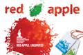 "Фирменный стиль ""Red Apple Unlimited!""  Агентство: Depot WPF Brand & Identity  Бренд: ММФР (Red Apple)  18 Московский международный фестиваль рекламы RedApple, 2008 Шорт-лист (Фирменный стиль (корпоративный - без брендбука))"