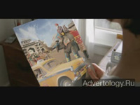 "Телереклама ""In the Air"", бренд: HP, агентство: Goodby, Silverstein & Partners"