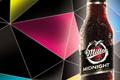"Печатная реклама ""Miller Midnight 2""  Рекламодатель: Miller Brewing Company  Бренд: Miller"