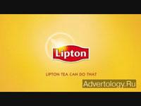 """Телереклама """"The Swimming-Pool"""", бренд: Lipton, агентство: DDB Paris"""