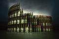 "Печатная реклама ""Colosseum""  Агентство: JWT Milan  Рекламодатель: Heineken  Бренд: Heineken"
