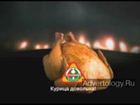 "Телереклама ""Курочка Ксюша"", бренд: Петелинка, агентство: Instinct"
