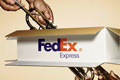 """Печатная реклама """"Trumpet""""  Агентство: DDB Brasil  Рекламодатель: Federal Express  Бренд: FedEx"""