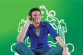 "Печатная реклама ""Трон""  Агентство: Great Advertising Group  Рекламодатель: Мегафон  Бренд: Мегафон"