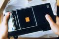 """Печатная реклама """"Cassette Recorder""""  Агентство: AlmapBBDO  Рекламодатель: Federal Express  Бренд: FedEx"""