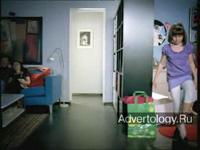"""Телереклама """"Большая комната"""", бренд: IKEA, агентство: Instinct"""