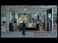 """Телереклама """"Лунатик"""", бренд: IKEA, агентство: Instinct"""
