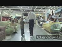 "Телереклама ""Много магазинов"", бренд: Мега, агентство: Instinct"