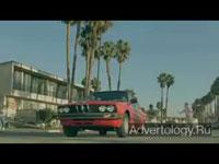 "Телереклама ""Jason Statham"", бренд: Audi"