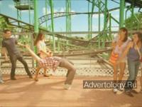"""Телереклама """"Американские горки"""", бренд: Lay's, агентство: BBDO Russia Group"""