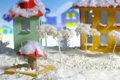 """Телереклама """"Осторожно, Гололёд!""""  Агентство: Восход  Бренд: Kotofey  14 Национальный фестиваль рекламы """"Идея!"""", 2010 2 место (Малобюджетный Рекламный Фильм (Промышленные товары))"""
