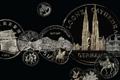 """Наружная реклама """"Landmarks""""  Агентство: DDB Singapore  Рекламодатель: Penguin Books  Бренд: Penguin Books"""