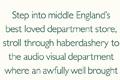 """Печатная реклама """"Middle England""""  Агентство: M&C Saatchi  Рекламодатель: Dixons.co.uk  Бренд: Dixons.co.uk"""