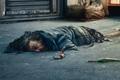 """Наружная реклама """"Woman""""  Агентство: Publicis Conseil  Рекламодатель: Samusocial  Бренд: Homelessness Awareness"""
