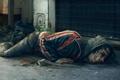 "Наружная реклама ""Young Man""  Агентство: Publicis Conseil  Рекламодатель: Samusocial  Бренд: Homelessness Awareness"