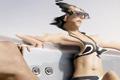 "Печатная реклама ""Jacuzzi""  Агентство: Leo Burnett & ARC Worldwide Thailand  Рекламодатель: Canon  Бренд: Canon Underwater Camera"