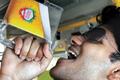 "Нестандартная реклама ""Beer Mug""  Агентство: Ogilvy & Mather Bangalore  Рекламодатель: SAB Miller India  Бренд: Indus Pride"