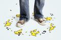 "Печатная реклама ""Yellow Cannary""  Агентство: BBDO Jakarta  Рекламодатель: Bayer  Бренд: Aspirin"