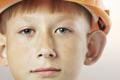 """Печатная реклама """"Строитель""""  Агентство: BBDO Russia Group  Рекламодатель: Дети Наши  Бренд: Дети Наши"""