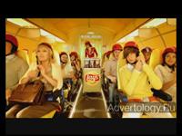 "Телереклама ""Путешествуй вместе с Lay's"", бренд: Lay's, агентство: BBDO Russia Group"