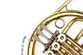 "Печатная реклама ""Horn""  Агентство: EURO RSCG Prague  Рекламодатель: Czech Philharmonic Orchestra  Бренд: Czech Philharmonic Orchestra"