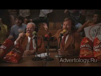 "Телереклама ""Flavor Collision"", бренд: Doritos"