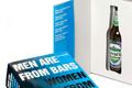 """Упаковка """"Book""""  Агентство: KesselsKramer  Рекламодатель: Bavaria Pilsner Beer  Бренд: Bavaria Pilsner Beer"""