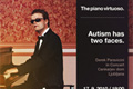 """Наружная реклама """"Two faces""""  Агентство: Apohal  Рекламодатель: Center for Autism"""